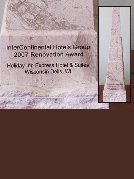 2007 InterContinental Hotels Group Renovation Award