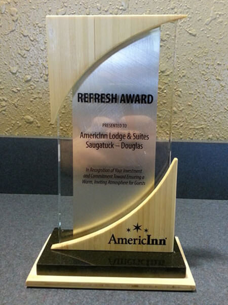 AmericInn Refresh Award