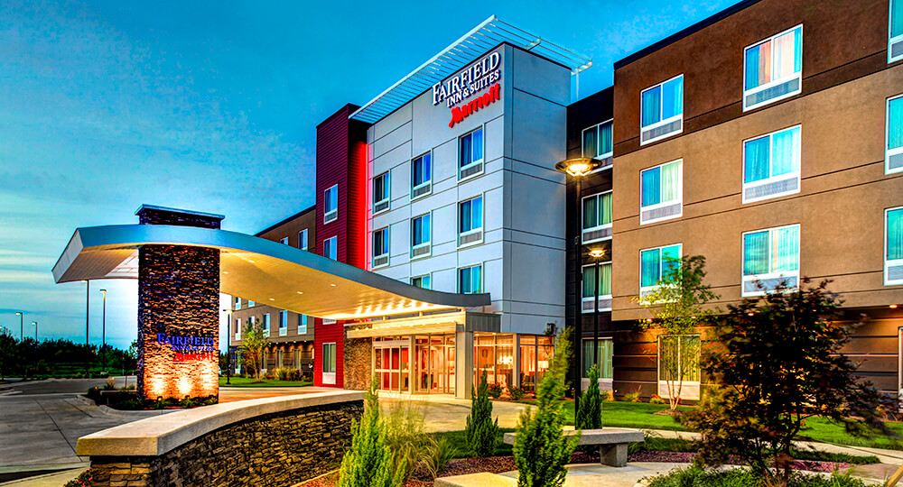 Fairfield Inn and Suites Lansing at Eastwood