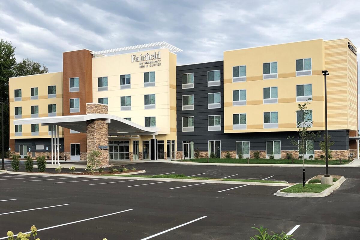 Fairfield by Marriott – Louisville Jeffersonville, IN